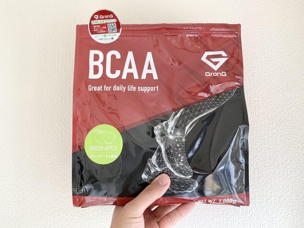 グロング BCAA レビュー